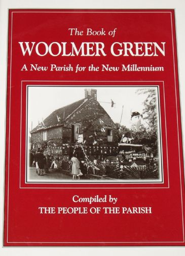 The Book of Woolmer Green - A New Parish for the New Millenium